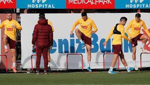Galatasarayda Emre Mor kadroya alınmadı