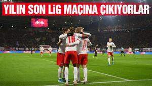 RB Leipzigde hedef zirvede kalmak