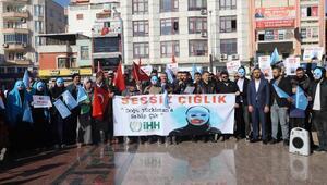 Kiliste, Uygur Türklerine destek açıklaması