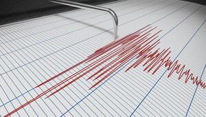 Son depremler.. Deprem mi oldu, en son nerede deprem oldu