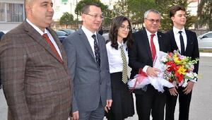 MANEP 2023ün tanıtımı Turgutluda yapıldı
