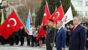 Atatürkün Kırklareline geliş yıldönümü kutlandı