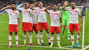 UEFAdan skandal asker selamı kararı