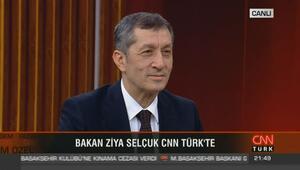 Bakan Ziya Selçuk, canlı yayında Doğa Koleji hakkında konuştu