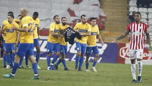 Antalyaspor 2-2 MKE Ankaragücü (Maç Özeti)