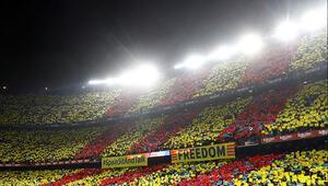 Barcelonaya kritik uyarı Sahası kapanabilir...