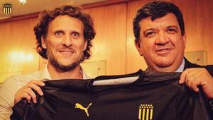 Diego Forlanın yeni takımı açıklandı