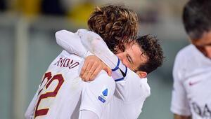 Fiorentina 1-4 Roma (Maç Özeti)