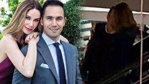 Demet Şener ile Cenk Küpeli Nişantaşında aşka geldi
