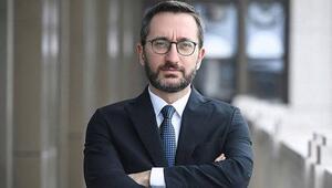 Fahrettin Altun: Türkiye-Libya mutabakatı, devletimizin egemenlik haklarının tescilidir