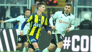 Fenerbahçe, Beşiktaşa karşı galibiyet ve gol sayısında önde