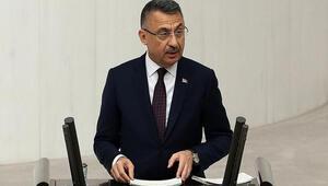 Son dakika haberi: Cumhurbaşkanı Yardımcısı Oktaydan Libya açıklaması