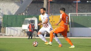 Hatayspor 1-0 Adanaspor