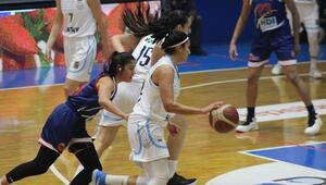 Hatay Büyükşehir Belediyespor: 73 - Büyükşehir Belediyesi Adana Basketbol: 96