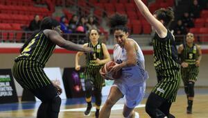 Samsun Canik Belediyespor: 53 - Çankaya Üniversitesi: 74