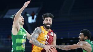 Galatasaray Doğa Sigorta 84-70 Frutti Extra Bursaspor