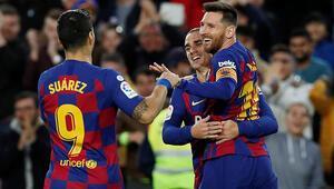 Barcelona 4-1 Alaves | Maçın golleri ve özeti