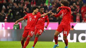 Bayern Münih 2-0 Wolfsburg