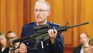 Yeni Zelanda'da 55 bin silah iade edildi