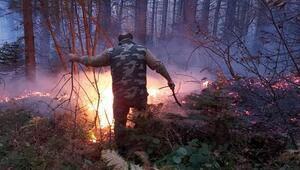 Son dakika... Uludağda orman yangını