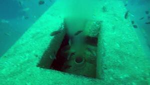 Marmarisin deniz dibindeki atık su sistemleri tehlike saçıyor