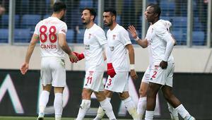 Gençlerbirliği 2-2 Sivasspor (Maç Özeti)
