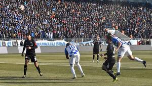 Büyükşehir Belediye Erzurumspor 1-3 Altay