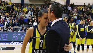Fenerbahçede Birsel Vardarlı Demirmen için jübile yapıldı