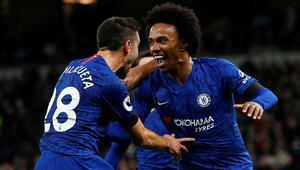 Tottenham 0-2 Chelsea