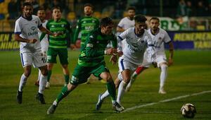 Ekol Göz Menemenspor 2-1 Bursaspor