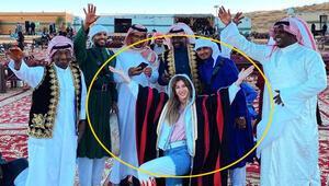 Suudilerden Şeyma Subaşılı imaj atağı