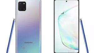 Samsung Galaxy Note 10 Lite geliyor Özellikleri belli oldu