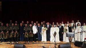 Medeniyetler Korosundan İzmirlilere muhteşem konser
