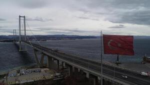 Cumhurbaşkanı Erdoğan yerli otomobil ile Osmangazi Köprüsünden geçecek
