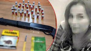 Polis panikle yardım isteyenleri gördü Pompalı tüfek, zehir ve bıçakla yakalandı
