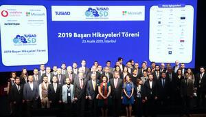 TÜSİAD 2019 Başarı Hikayeleri Töreni düzenlendi