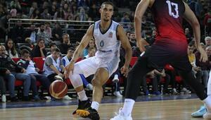 Gaziantep Basketbolda mağlubiyet üzüntüsü