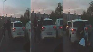 Trafikte kadın doktora dehşeti yaşatmıştı İstenen ceza belli oldu