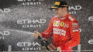 Ferrari, Leclercin sözleşmesini 2024e kadar uzattı