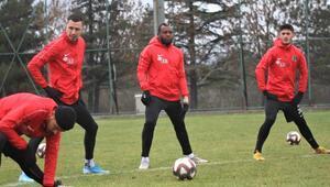 Eskişehirspor Boluspor hazırlıklarına başladı
