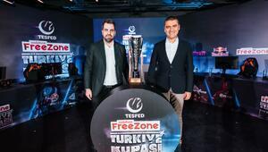 TESFED Vodafone Freezone Türkiye Kupasında kazananlar belli oldu