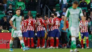 VİDEO | Real Betis 1-2 Atletico Madrid (MAÇ ÖZET)