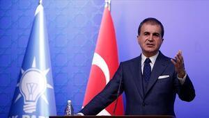 Ömer Çelikten son dakika mülteci mesajı: Türkiye bu yükü tek başına kaldırmayacak