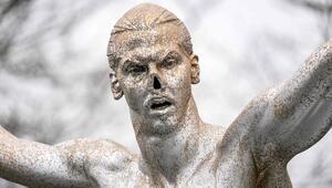 Zlatan Ibrahimovicin burnunu kırdılar