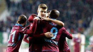 Konyaspor 0-1 Trabzonspor | Maçın golleri ve özeti