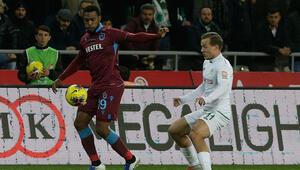 Trabzonsporda Sosa ile Sturridge ne konuştu
