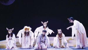 'Leyla ile Mecnun'a külliyede gala