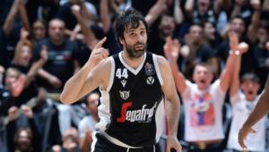 Teodosic, ULEB Avrupa Kupasında MVP oldu