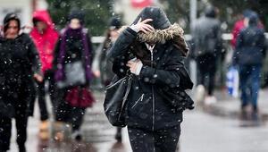 Son dakika haberi... Meteoroloji uyardı Sıcaklık düşecek, Ankaraya kar yağacak
