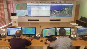 Orman Genel Müdürlüğü: Karadenizdeki yangınların 38i söndürüldü
